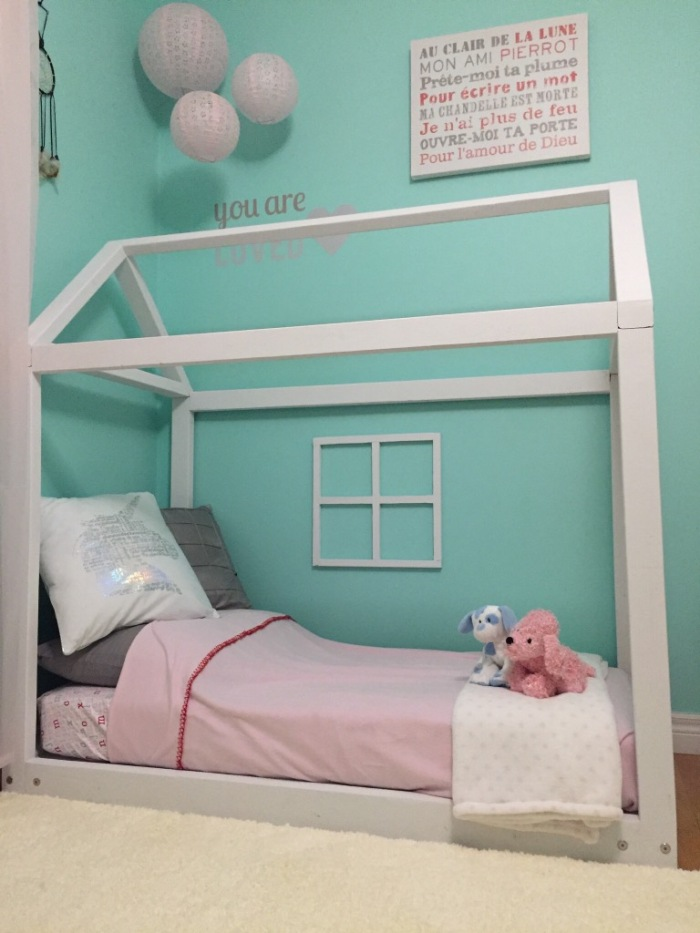 Swapping the Crib for a ToddlerBed